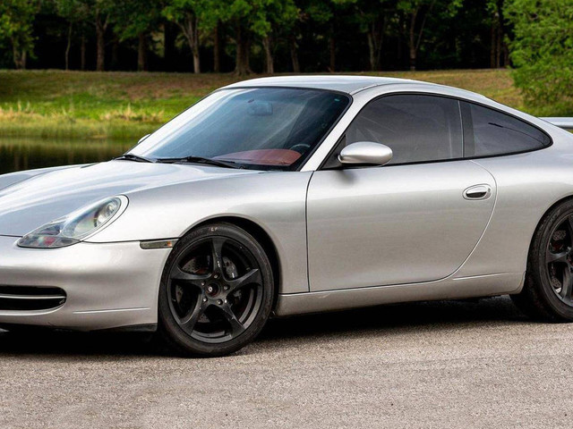 You'll Either Love Or Hate This LS3 V8-Swapped Porsche 911 Carrera