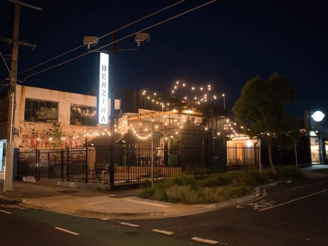 Benzina Cantina fashions a concoction of Melbourne-meets-Mexico in both taste and feel