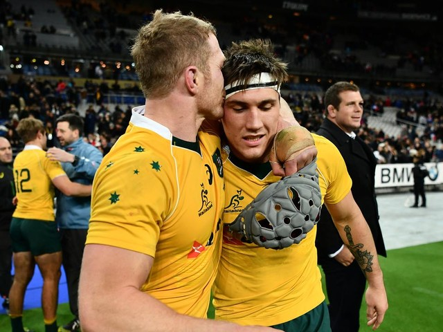 The five words that reveal why returning Wallabies star is a keeper
