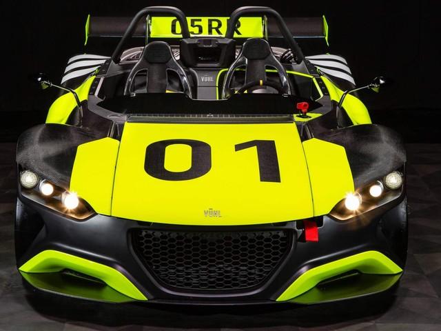 Vuhl 05RR Street Legal Track Car Has Veyron-Beating Power-To-Weight Ratio