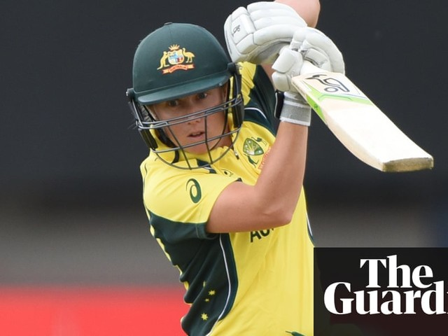 Alyssa Healy blasts Australia to third ODI win over Pakistan