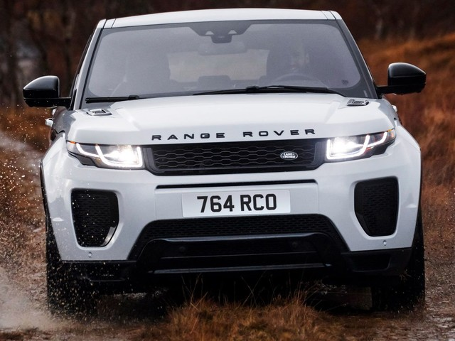 Land Rover Planning Baby SUV Series To Boost Its Sales Volumes