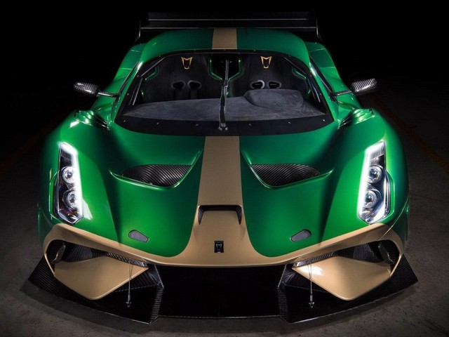 Brabham Wants To Race And Win Le Mans With BT62 Hypercar