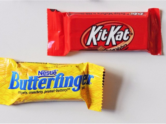 A Calorie Comparison of Your Favorite Fun-Size Candy