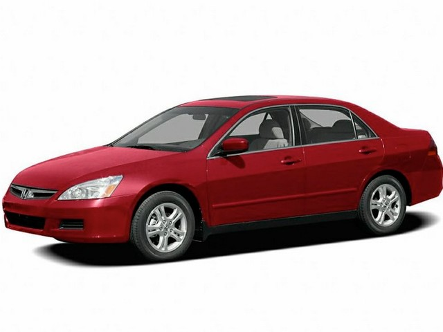 Honda Accord Recalled Over Faulty Takata Airbag Inflator