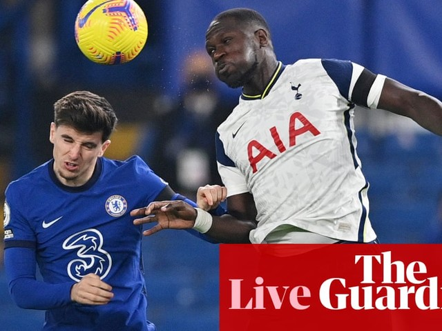 Chelsea v Tottenham Hotspur: Premier League – live!