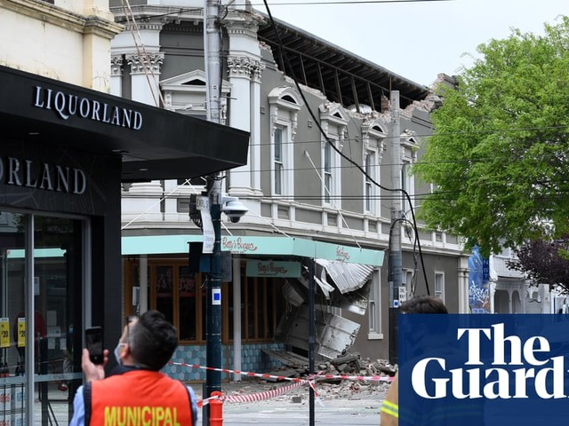 Major earthquake in Victoria rocks south-east Australia