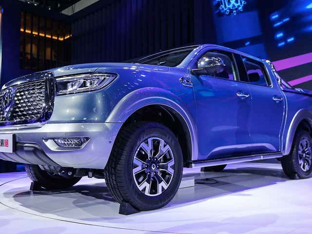 New Great Wall Cannon 2021: Toyota HiLux challenger gets official name as electric version debuts in Beijing
