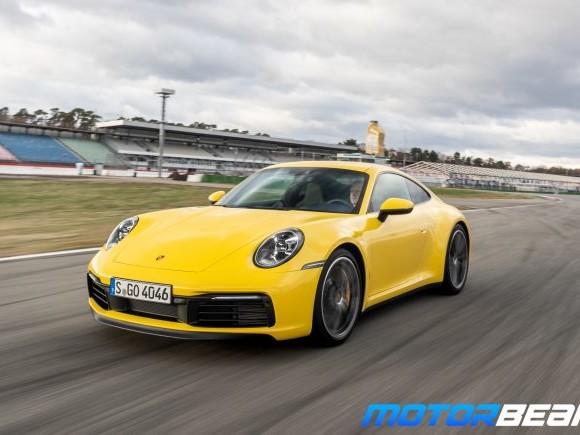 2019 Porsche 911 Track Review – Fantabulous!