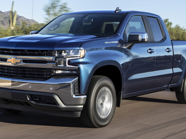 Probe Into Labor Practices At Mexican GM Plant Could Lead To 25% Tariff On Silverado, Sierra