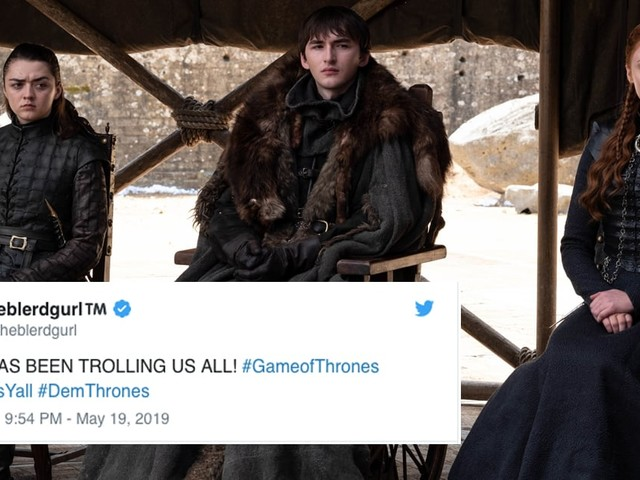 Game of Thrones Fans Are NOT Holding Back After That Very Unexpected Final Episode