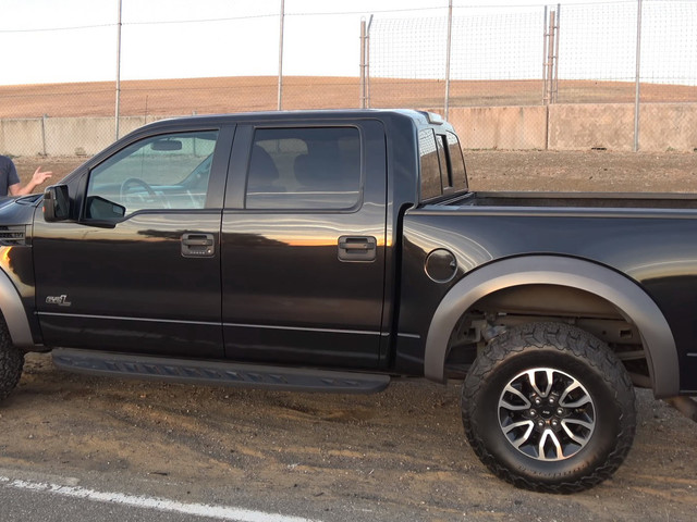 Spending $45k On A First-Gen, Used F-150 Raptor Makes Perfect Sense