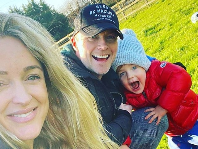 Storm and Ronan Keating welcome a brand new baby girl to the family!