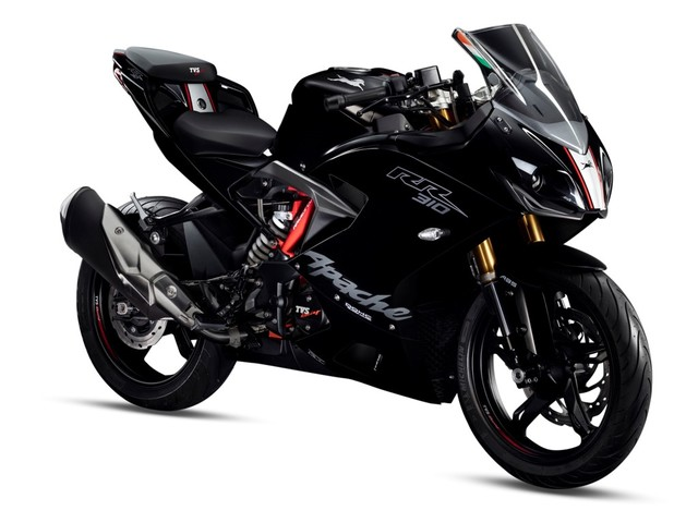 2019 TVS Apache RR 310 Launched, Priced At Rs. 2.27 Lakhs
