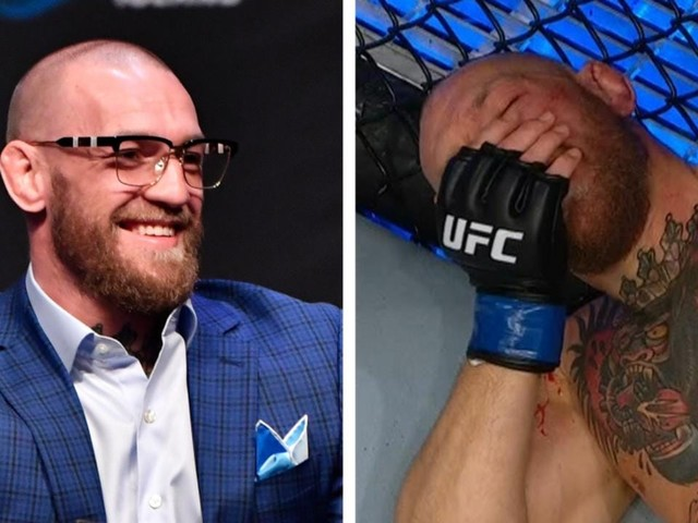 The one Conor question we never expected to ask as Dana exposes uncomfortable truth