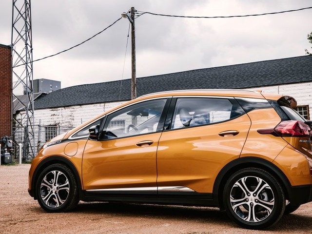 Watching your speed in the 2018 Chevy Bolt EV is not that easy