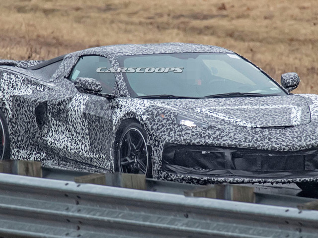 Does This Patent Preview The C8 Corvette's Eight-Speed, Dual-Clutch Gearbox?