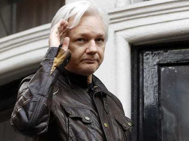 Why the Trump administration stepped up pursuit of Julian Assange