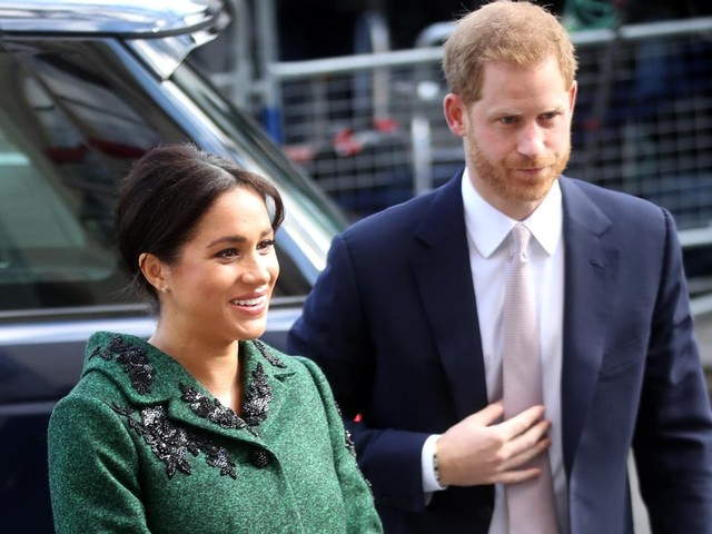 There's a Special Reason Why Meghan Chose to Wear This Coat on Commonwealth Day