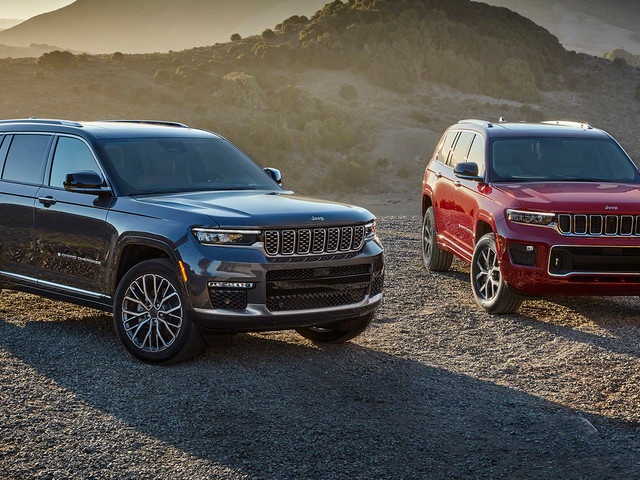 2021 Jeep Grand Cherokee L Confirmed To Start At $36,995, Top Out At $65,290