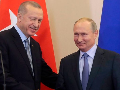 Turkey and Russia agree to Syria 'safe zone' with no Kurdish fighters