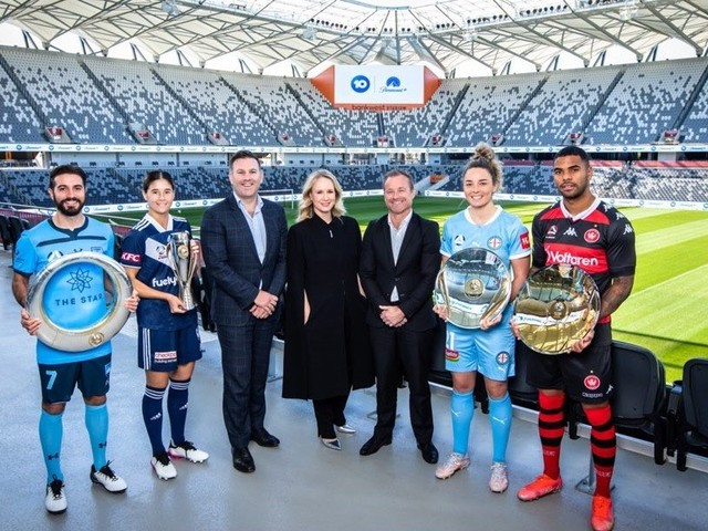 Ten and Paramount+ A-League schedule released ahead of revised season kick-off