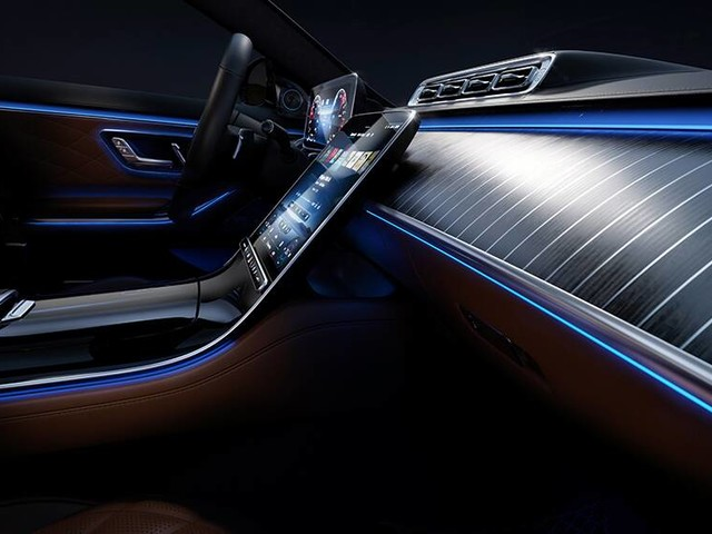 New Mercedes-Benz S-Class 2021 takes 'modern luxury' to 'the next level' via artificial intelligence