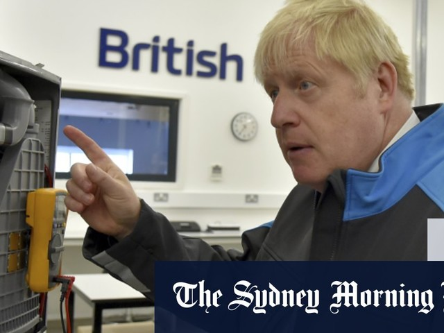 Boris Johnson's fate rests on Russia and China in energy crisis