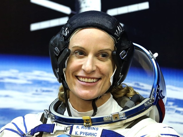 This NASA Astronaut Is Voting From Space, So There Are Truly No Excuses