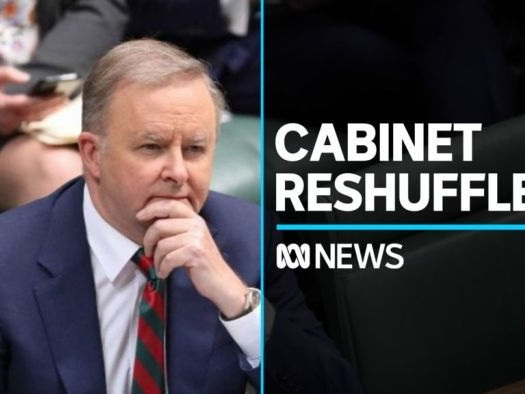 Anthony Albanese appoints new cabinet