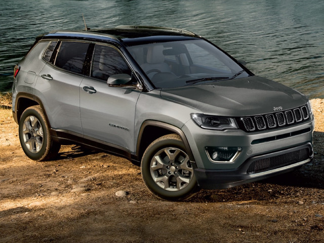 Jeep Compass Diesel Automatic Launched; Priced At Rs. 21.96 Lakhs
