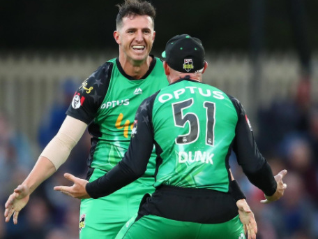 Seven's BBL semi-final averages less than 500,000 viewers