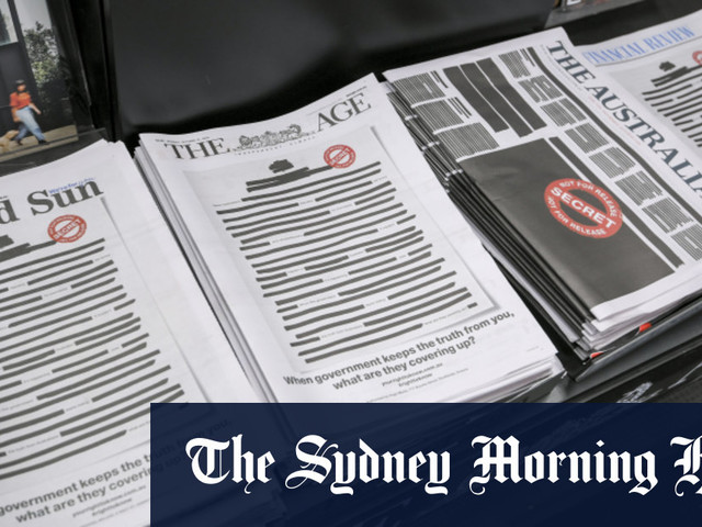 'Chilling effect': Media outlets warn legal reforms needed to inform public