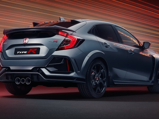 Honda's More Mature Civic Type-R Sport Line And Its Clipped Wing Won't Make It To U.S.