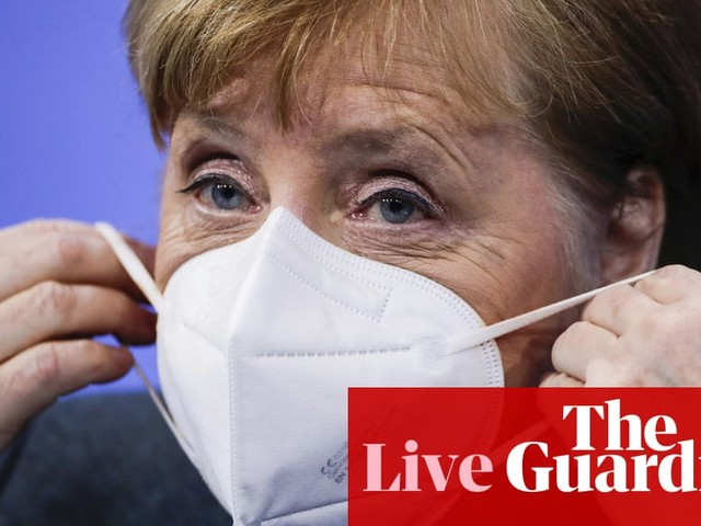 Coronavirus live news: Germany extends partial lockdown as UK suffers record daily Covid deaths
