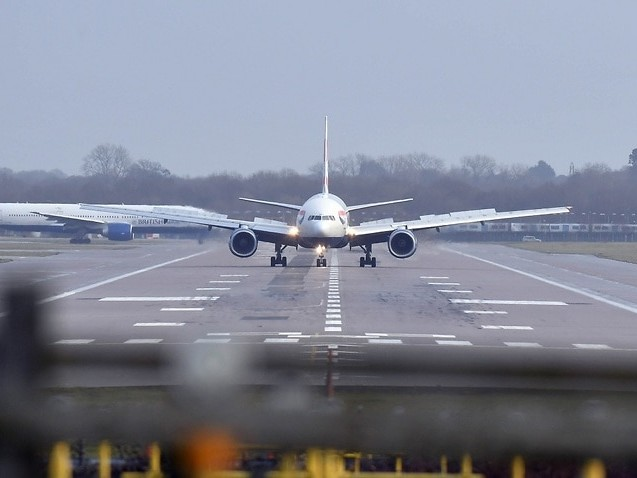 London's Gatwick airport reopens again after drone sighting