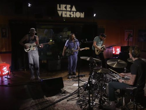 FIDLAR Do Billie Eilish's 'Xanny' For 'Like A Version' And We're Stoked About It