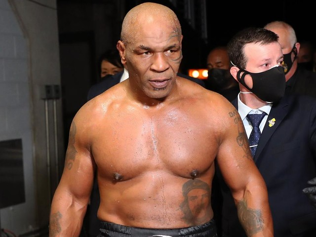 Tyson's boycott call in scathing KO of 'tone-deaf' streaming giant