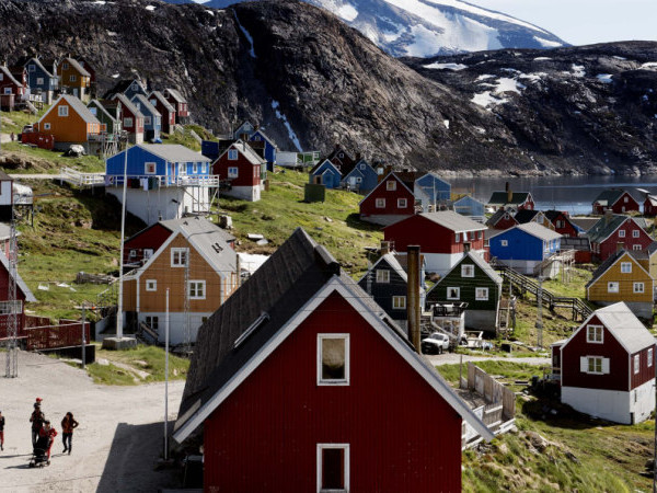 Memo to Trump: Greenland isn't Denmark's to sell