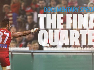 Adam Goodes' documentary The Final Quarter watched by 442,000 metro viewers