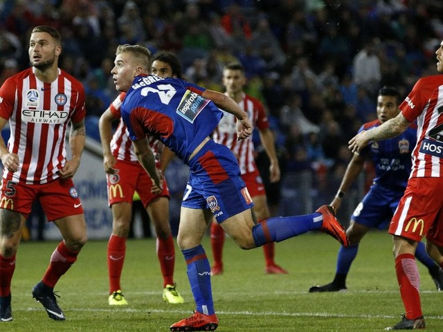 A-League caller Brenton Speed brought to tears over scorpion goal praise from Martin Tyler