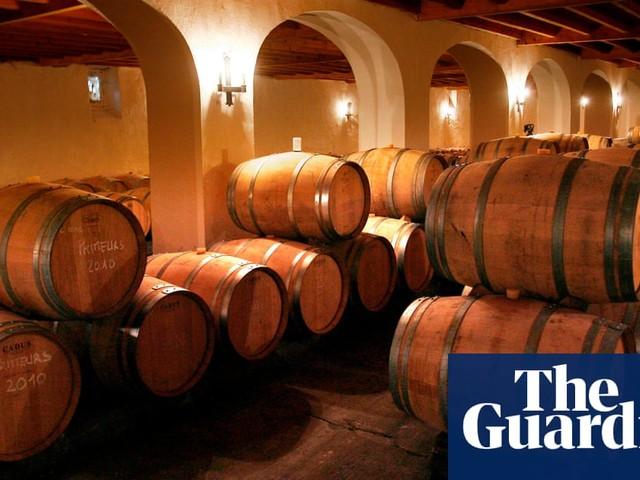 French winemakers to turn unsold wine into hand gel