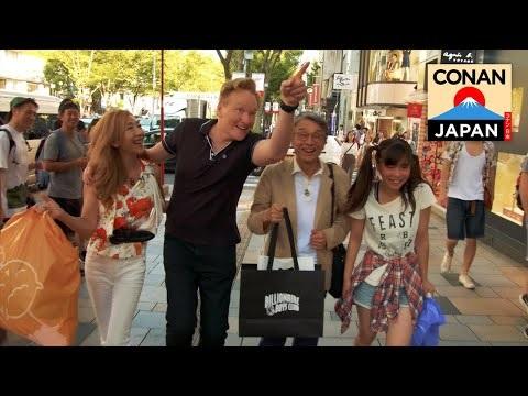 US Talk Show Legend Conan O'Brien Announces One-Off Australian Show