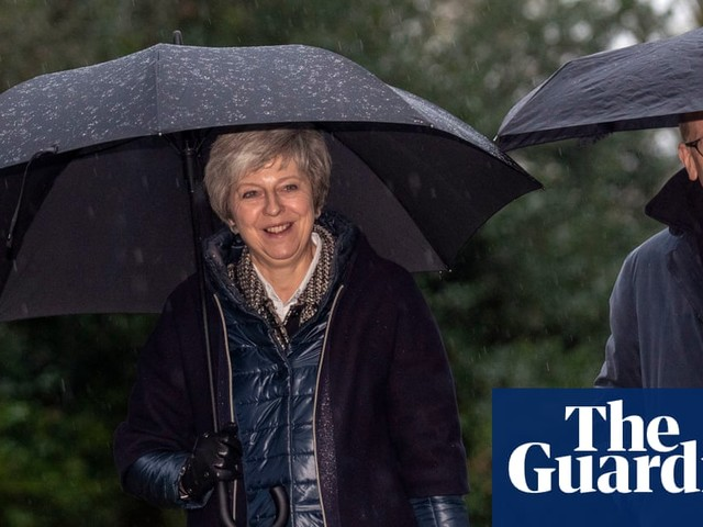 May in last-ditch bid to save Brexit deal despite growing mutiny