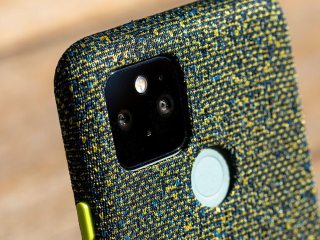 Google Pixel 5's wimpy camera is driving me to the iPhone 12 - CNET