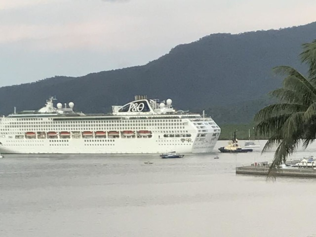 Far North cruise industry cops $76m hit