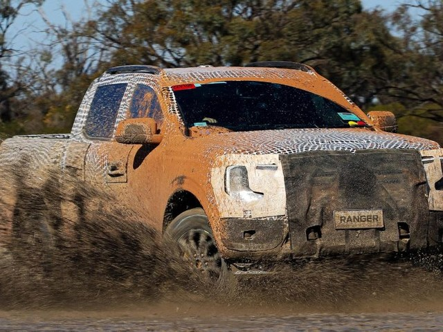 How long will we be living with the 2022 Ford Ranger? All-new model is 10 years away - reports