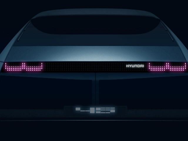 Hyundai 45 EV Concept Teased Ahead Of Frankfurt