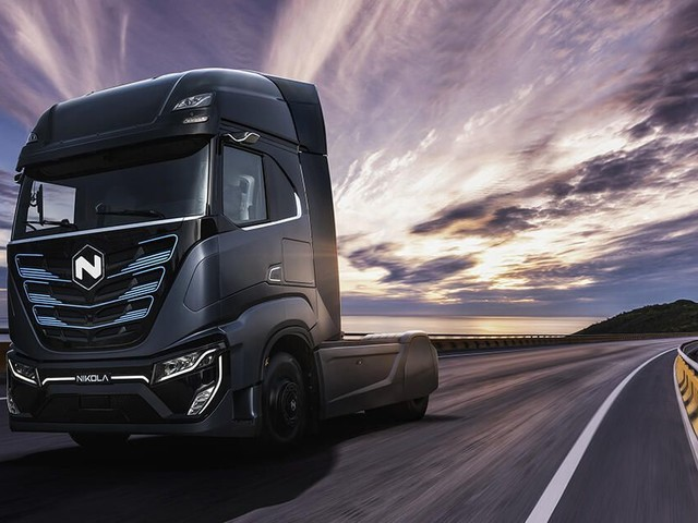 Nikola issues a purchase order for $30 million in hydrogen generation equipment - Roadshow