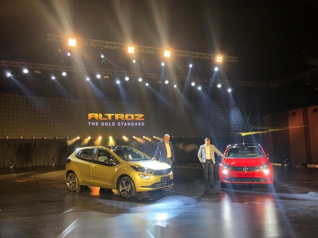 Tata Altroz Launched, Priced From Rs. 5.29 Lakhs